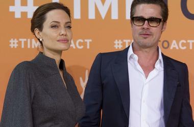 Адвокаты Брэда Питта просят суд засекретить записи Анджелины Джоли