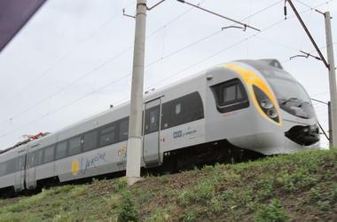 """Сегодня первые в Польшу отправиться скоростной поезд """"Интерсити"""""""