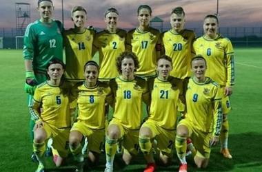 Женская сборная Украины опустилась на 26-е место в рейтинге ФИФА