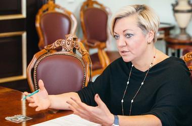 """Национализация """"Привата"""" поможет НБУ заплатить в бюджет - Гонтарева"""