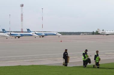"""Аэропорт """"Борисполь"""" по итогам года ожидает получить более 1,2 млрд грн чистой прибыли - Омелян"""
