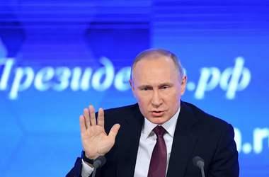 Путин: Рано или поздно мы помиримся с Украиной