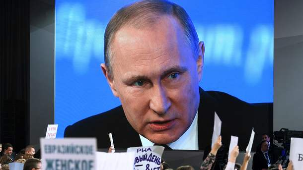 Путин назвал условия для освобождения Сенцова иСущенко