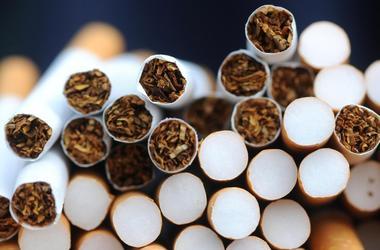Украина уступила Польше первое место по контрабанде сигарет