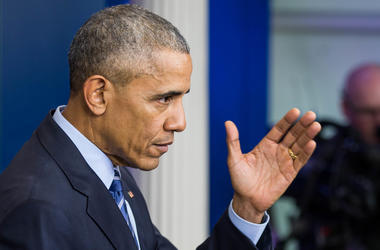Обама ограничил военное сотрудничество с РФ
