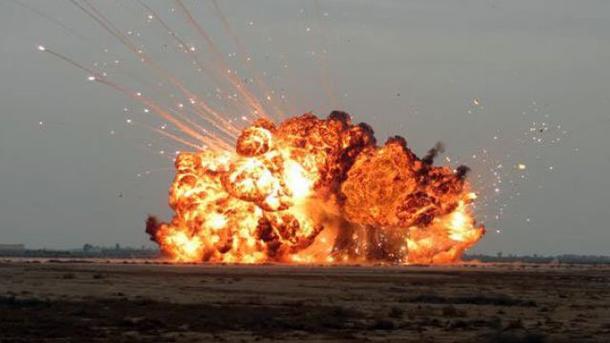 ВБашкирии взорвалась бывшая воинская часть— Есть пострадавшие