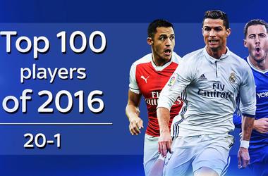 Sky Sports назвал лучших игроков года: Роналду нет даже в первой тройке
