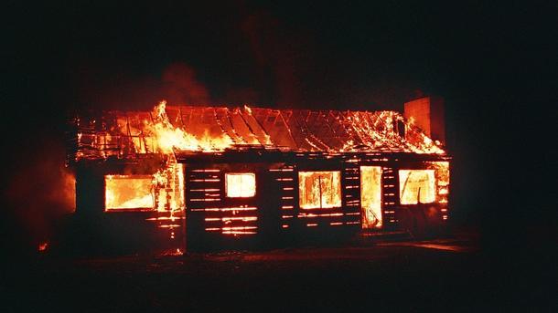 Пожар наРивненщине: двое детей погибли, еще один госпитализирован
