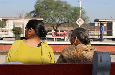 В Индии нашли женщину, считавшуюся мертвой 40 лет