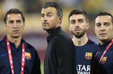 Луис Энрике - самый высокооплачиваемый тренер Европы