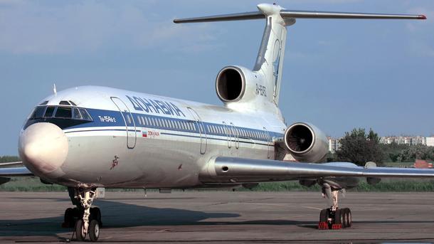 Тело командира Ту-154 Романа Волкова подняли наповерхность