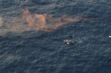 В сети появилось первое видео с места крушения Ту-154 Минобороны РФ