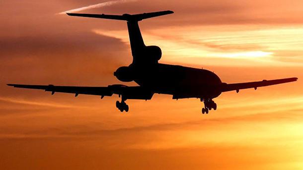 Cамолет МинобороныРФ Ту-154 пропал срадаров