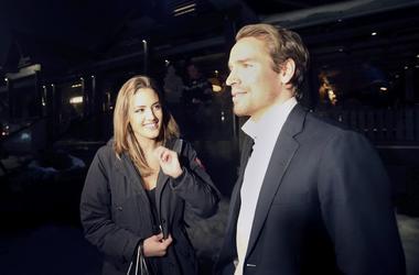 Известный биатлонист Свендсен объявил о помолвке с журналисткой