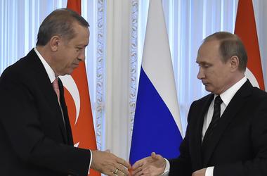Как сближение Турции с Россией сказывается на отношениях с Украиной