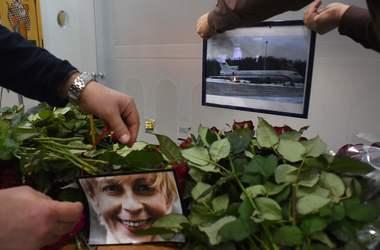 В Москву вылетел самолет с телами погибших в крушении Ту-154