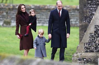 Трехлетний принц Джордж в пальто за 148 долларов создал ажиотаж
