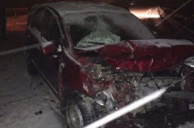 На Закарпатье в ДТП попали пять человек: водитель в реанимации