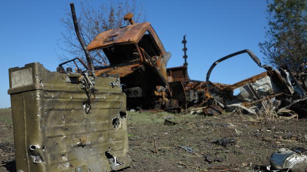 Боевики сунулись под Попасную, однако получили «позубам» и с утратами отступили