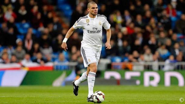 Защитник мадридского «Реала» Пепе может продолжить карьеру вКитайской республике