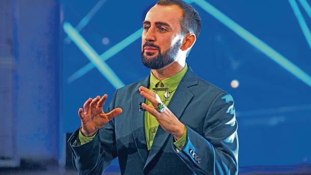 Сурен Джулакян. Фото: пресс-служба СТБ