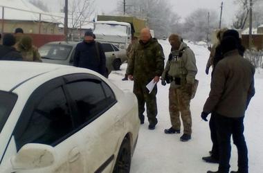 Спецслужбы оставили без денег копа на Донбассе