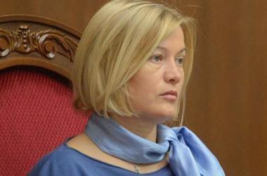 Геращенко прокомментировала заявление из ОРДЛО о намерении передать двух пленных женщин нардепу Савченко