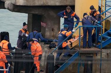 Крушение Ту-154: следователи изъяли все техническую документацию по самолету
