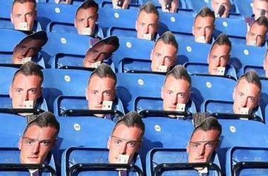 "Фаны ""Лестера"" оденут маски Варди протестуя против дисквалификации игрока"