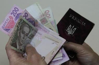 В Украине началось финансирование пенсий за январь