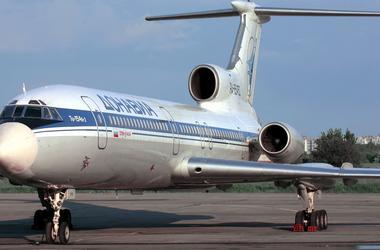 Реакция украинцев на крушение Ту-154 в России