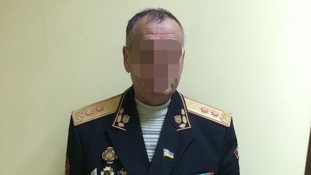 СБУ: ВОдесской словили банду ложных служащих Службы