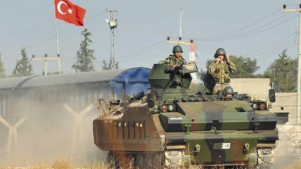 Турция призвала интернациональную коалицию присоединиться кборьбе противИГ