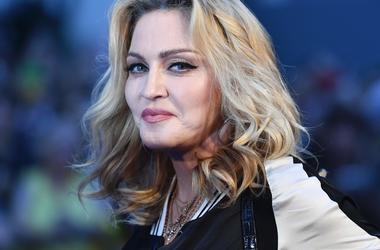 Мадонна будет проверять своих детей на наркотики