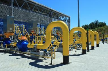 """""""Газпром"""" захватил треть газового рынка Европы"""