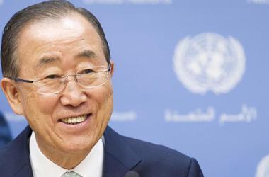 Пан Ги Мун лидирует в рейтинге кандидатов в президенты Южной Кореи