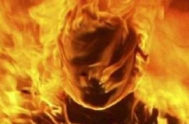 В Кривом Роге 11-летний мальчик облился бензином и поджег себя