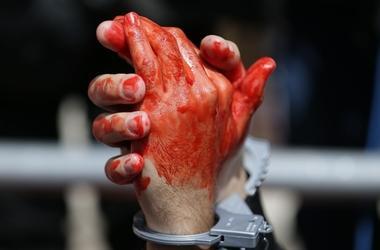 Убийство предпринимателя: женщину нашли на полу с кляпом во рту