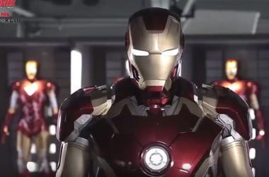 Китайцы создали настоящий костюм Железного человека стоимостью 360 тысяч долларов