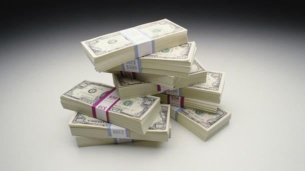 ЦБ снизил официальный курс доллара иевро