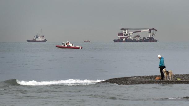 Очевидец поведал отом, что лицезрел впроцессе крушения Ту-154