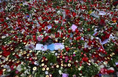 Самые кровавые теракты в Европе в 2016 году