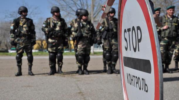 Неменее 6 тыс. граждан России непропустили в государство Украину загод