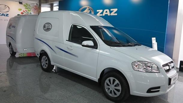 Назапорожском автомобильном заводе начат выпуск новой версии — «Запорожец» живой