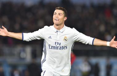 Криштиану Роналду получил Globe Soccer Awards как лучший футболист года