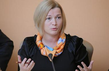 Освобождение украинских заложников зависит только от Кремля, а не от боевиков – Геращенко