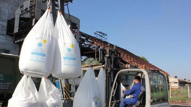 Украина вводит антидемпинговые пошлины наимпорт русских  удобрений