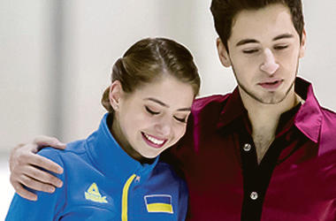 Лучшие танцоры Украины - о тренировках в США и программах на сезон