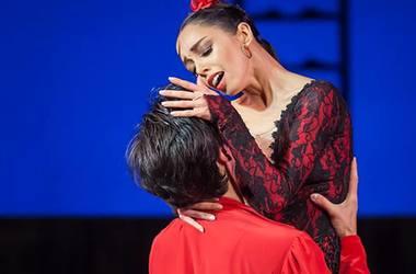 Балерине Екатерине Кухар пришлось выйти на сцену с высокой температурой