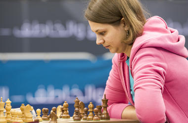 Украинка Анна Музычук стала чемпионкой мира по шахматам